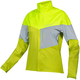 Endura Urban Luminite II Jacke Damen neon yellow